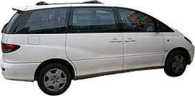 Picture of Toyota Tarago
